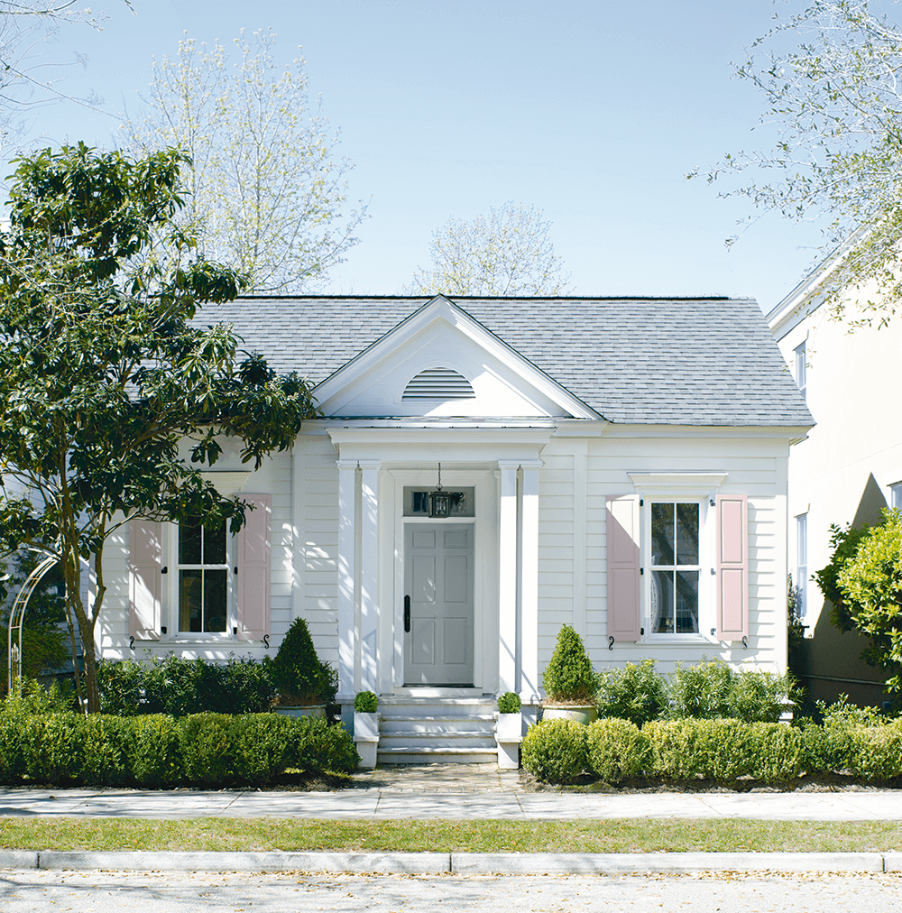 Exterior Paint in Cape May, New Jersey - SWAIN'S HARDWARE - Benjamin Moore Authorized Retailer